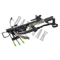 Hori-Zone Crossbow Pkg Rage-Elite