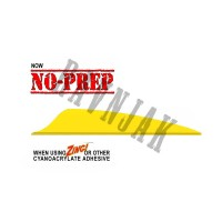 Flex-Fletch Vanes No Prep 187 Shield