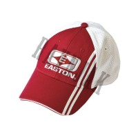 Easton Cap Red Mesh