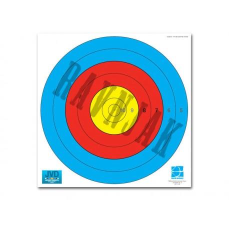 Target Face Fita 80 cm.  6-Ring
