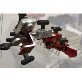 RAM PRODUCTS MACHINE BOW VISE MICRO ADJUSTMENT