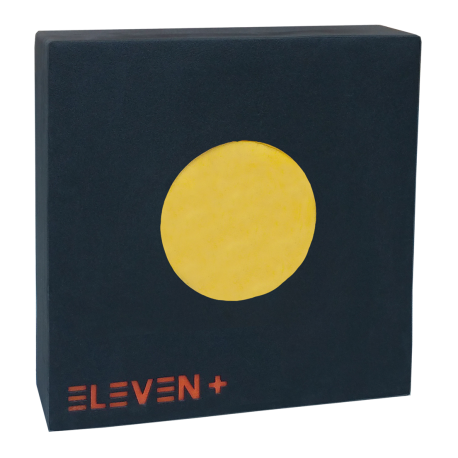 ELEVEN TARGET 80x80x25 cm WITH INSERT 24,5cm