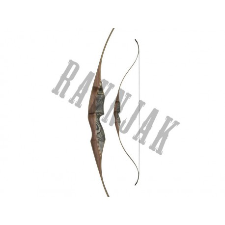 """WHITE FEATHER FIELDBOW ONE PIECE LAPWING BLACK 60"""""""