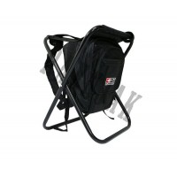 BOHNING SHOOTER STOOL WITH BAG Arrow Tubes & Umbrella Holder