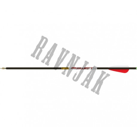 """GOLD TIP BOLTS SWIFT WITH 4"""" VANES"""