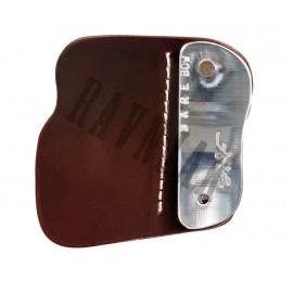 A & F Tab Barebow Leather