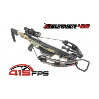 KILLER INSTINCT BURNER 415FPS PRO PACKAGE REALTREE CAMO