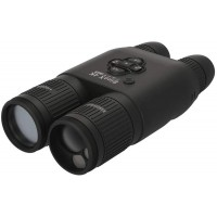 ATN BINOX 4K 4-16X Smart Ultra HD Day/Night Vision Binoculars w/ Laser Rangefinder