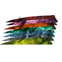 "Gateway Feathers 5"" Shield Tre Camo"