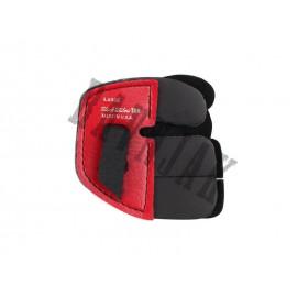 BLACK WIDOW TAB LEATHER BW-250 RED