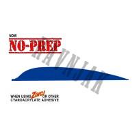 Flex-Fletch Vanes No Prep 360 Parabolic