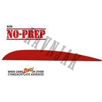Flex-Fletch Vanes No Prep 418 Parabolic