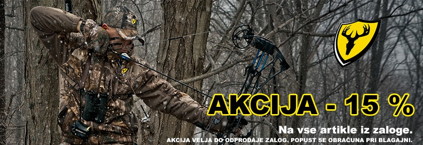 Akcija BLOCKER OUTDOORS